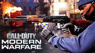Call of Duty: Modern Warfare - Official Special Ops Survival Mode Trailer