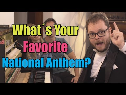 9 National Anthems