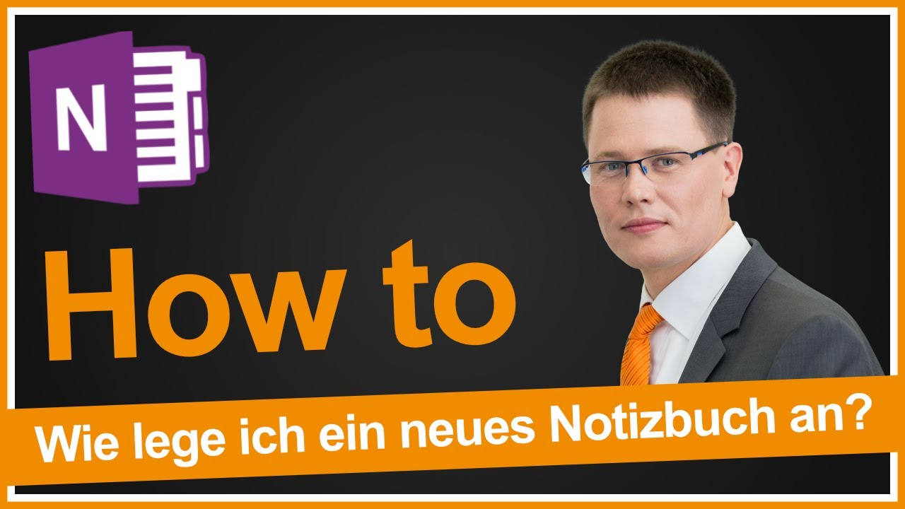 onenote wie legt man ein neues notizbuch an b ro kaizen digital youtube. Black Bedroom Furniture Sets. Home Design Ideas