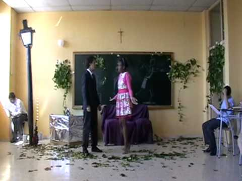 La Sñrta. de Trévelez por Rodrigo y Alicia