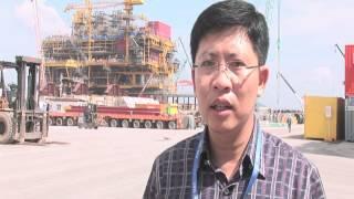 Interview: Mr. Bùi Hoàng Điệp - the Deputy Director of PTSC M&C