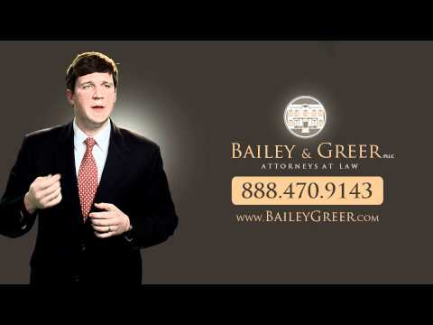 http://baileygreer.com A slip and fall or a sudden injury can happen to any of us and on anyone's property. In this informative video, Thomas Greer discusses the details of premises...