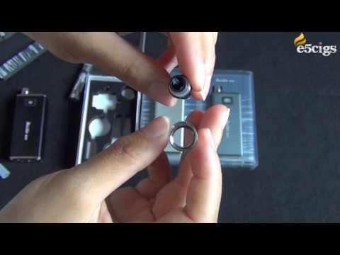 Innokin iTaste MVP Electronic Cigarette with Dual Coil iClear16 1.6ML Rebuildable Clearomizers