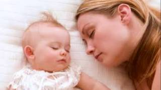 Repeat youtube video Mother and Baby Soft White Noise - fall asleep fast  calming white noise