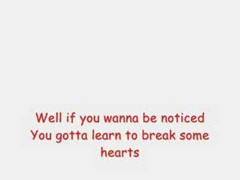Good Charlotte: Break Apart Her Heart with Lyrics