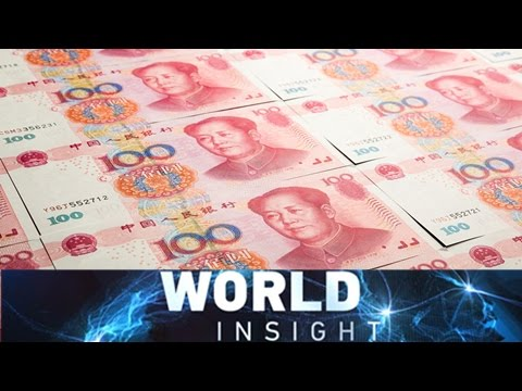 World Insight— China's international currency; Robyn Davidson interview 10/01/2016