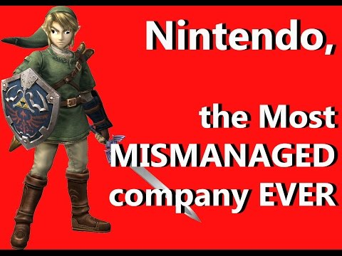 Nintendo, The Most Mismanaged Game Company | Post Apopalypse