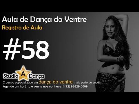 Studio A Dança - Aula de Dança do Ventre #58