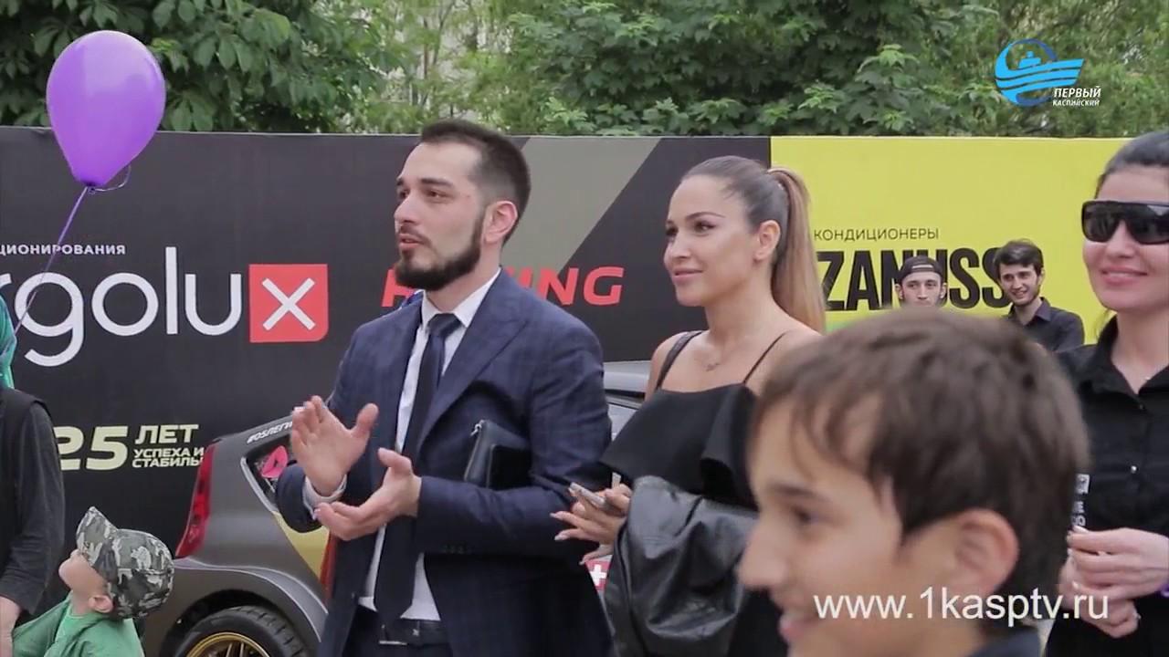 Первая гоночная команда из Дагестана Energolux Racing представила новый болид Citroen C4 Citromonste