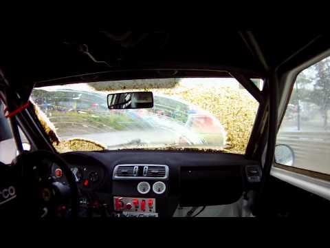 ERC Kouvola 2012 Super1600 Heat 2 onboard J.Ligur