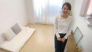 【5.2畳ルームツアー】美人ミニマリストmamiさんの部屋に侵入した thumbnail