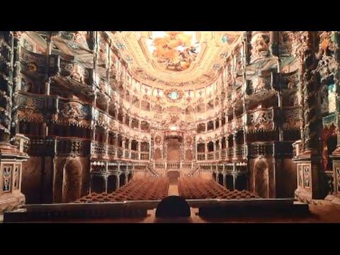 Bayreuth -visit (Wagner) opera house 德國 拜魯特-參觀(華格納)歌劇院