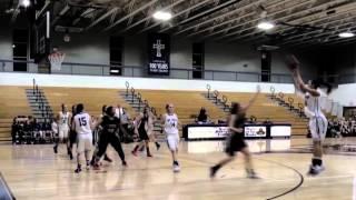 Monks Women's Basketball Playoff Pump-up
