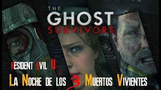 🔴 Resident Evil 2 Remake | The Ghost Survivors en Español Latino | DLC En Directo