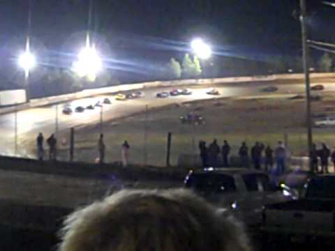 Camden speedway Hummer feature race april 5 2014