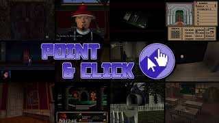 POINT & CLICK GENRE INTRO VIDEO - ANIMATED - CONSOLES