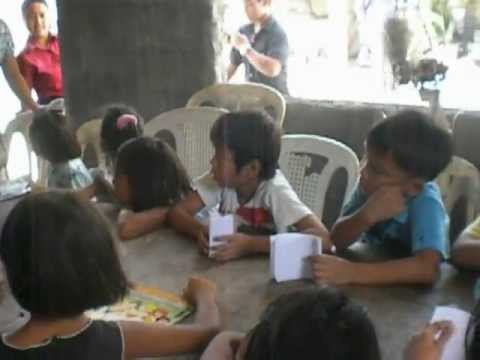 Lovely Children of UPC Santiago City, Philippines