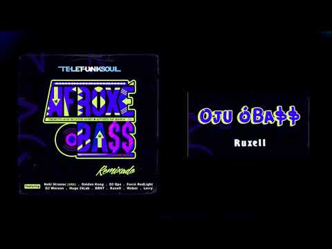 TELEFUNKSOUL -AFROXÉBA$$ REMIXADO (2018) (Full Album)