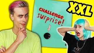 MYSTERY BOX XXL CHALLENGE