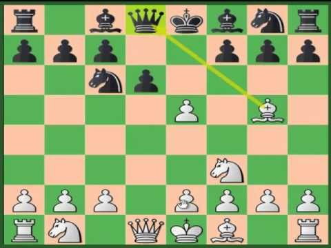Universal Chess Opening against all (d4 - e5?) Variations