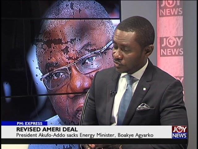 Revised Ameri Deal - PM Express on JoyNews (6-8-18)