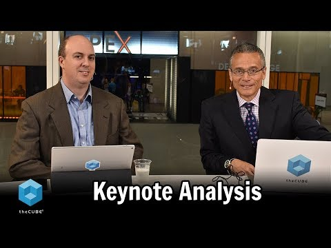 Keynote Analysis | PTC Liveworx 2018