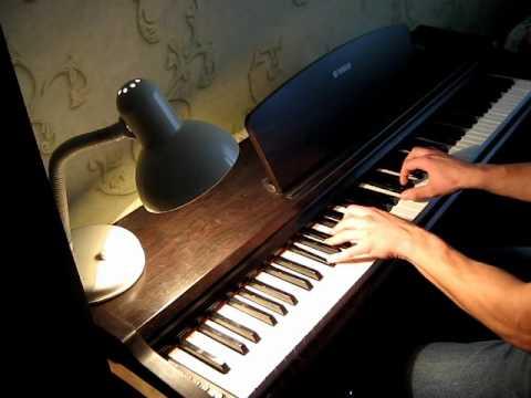 Sting - Shape of my heart piano instrumental