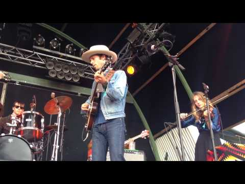 Daniel Romano: He Lets Her Memory Go (Wild) - live at Into The Great Wide Open 2014