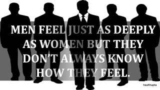 PSYCHOLOGICAL FACTS ABOUT MEN