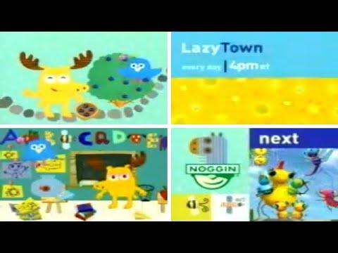 Noggin Commercial Breaks (November 2005; Part 12)