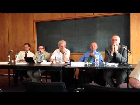 Panel Discussion on Srebrenica at Columbia University - Part 4