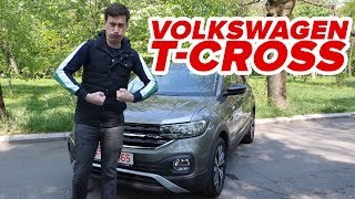 Volkswagen T-Cross REVIEW (Cavaleria.ro)
