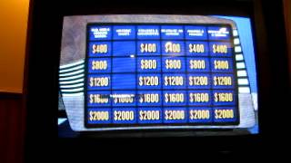Jeopardy! Xbox 360 Run: Game 11