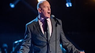 Bob Blakeley performs 'Cry Me a River' - The Voice UK 2014: Blind Auditions 2 - BBC One