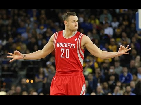 Donatas Motiejūnas Rockets 2015 Season Highlights Part1
