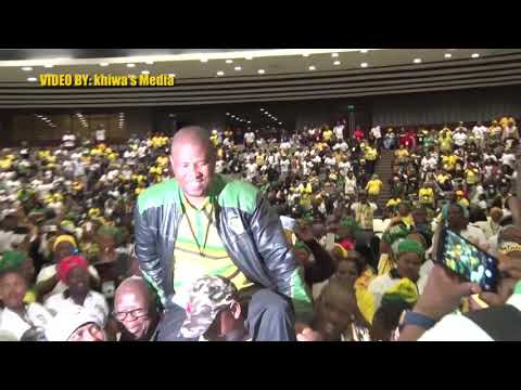 ANC EC 8th PROVINCIAL CONFERENCE @ICC EAST LONDON