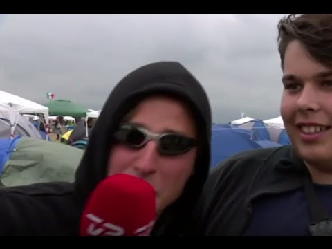 FHRITP at Roskilde Festival 2016 (Danish TV2)