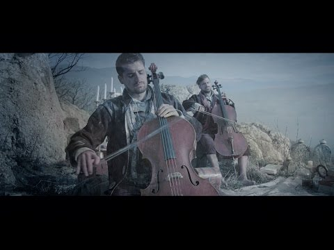 2CELLOS - May It Be - The Lord Of The Rings [OFFICIAL VIDEO]