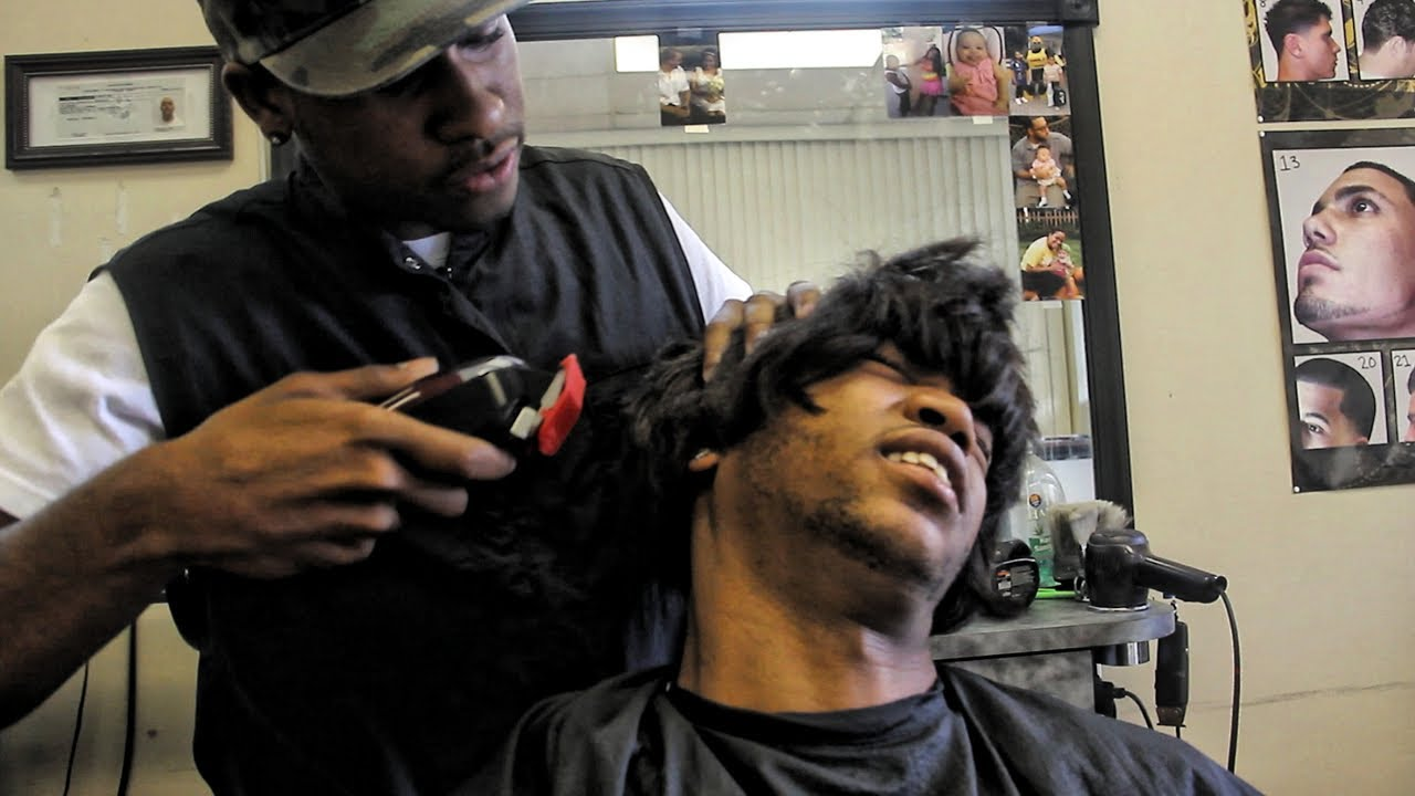 The Worst Best Barber YouTube