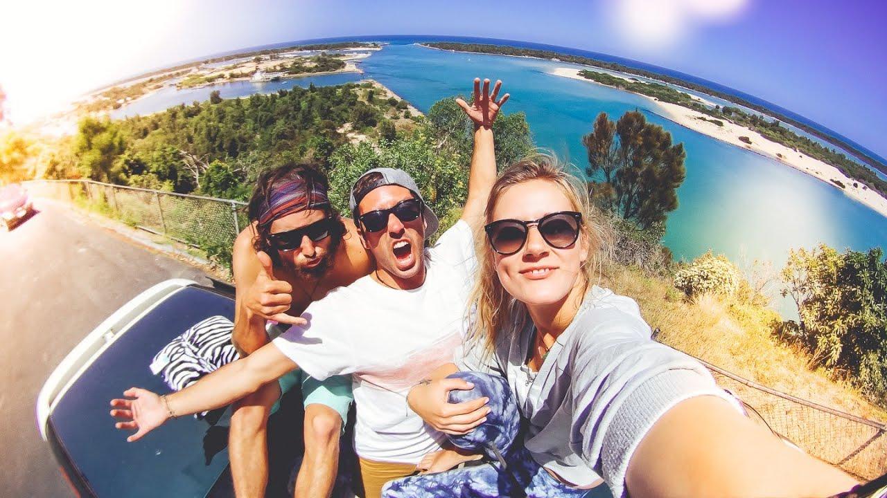 australian road trip with friends 2014 youtube