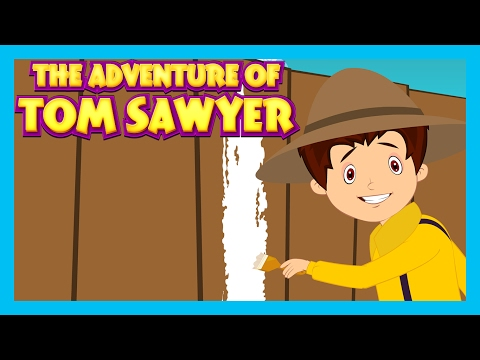 The Adventure Of Tom Sawyer - Bedtime Story For Kids || Moral Stories For Children In English