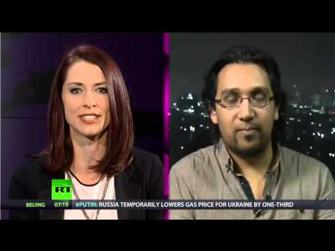 One out of Every Four Activists Could Be a Corporate Spy | Nafeez Ahmed Breaks the Set