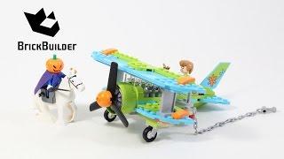 Lego Scooby-Doo 75901 Mystery Plane Adventures - Lego Speed Build