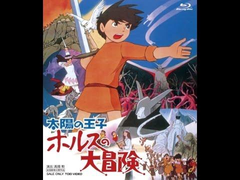 MangaMan's Month of Studio Ghibli: Horus Prince of the Sun (1968)