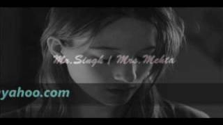Barhaan Dil ( Full SonG) - Movie - Mr Singh Mrs Mehta (2010) - SinGer - Shreya Ghoshal - HD HQ Video