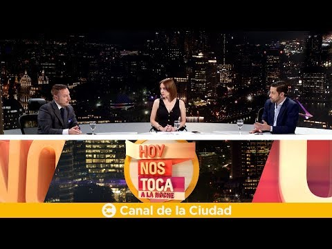 "<h3 class=""list-group-item-title"">De cara al 2019: Entrevista a José María Rodríguez Saráchaga en Hoy nos toca a la Noche</h3>"