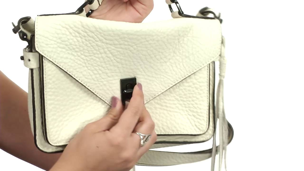 0006639f5e Rebecca Minkoff Small Darren Messenger SKU 8707624 - YouTube