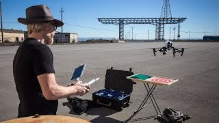 Adam Savage's Custom Quadcopter Gear