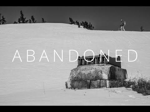 TEASER: Abandoned Ski Areas Documentary
