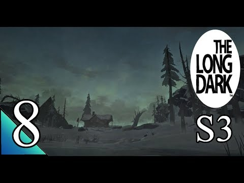 The Long Dark (S3) 8:  This Is Our Home Now...  Let's Play TLD Gamelpay